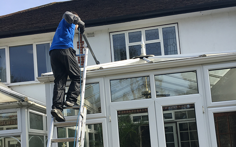 Conservatory Cleaning Wimbledon, London