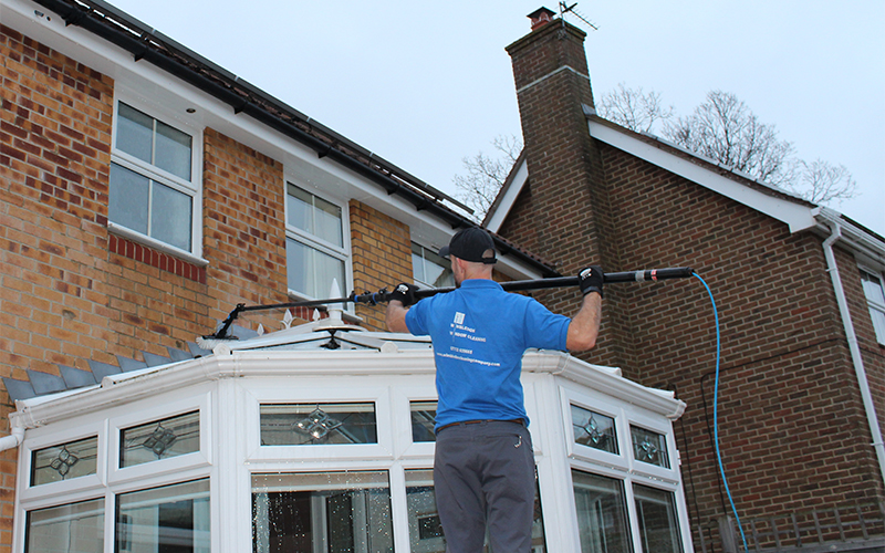 Conservatory Cleaning Wimbledon