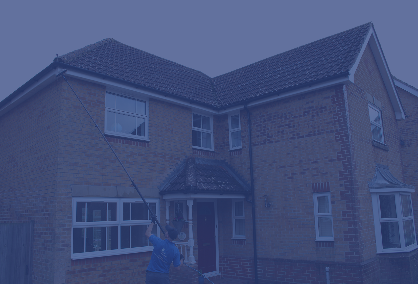 Soffit and Fascia Cleaning Wimbledon