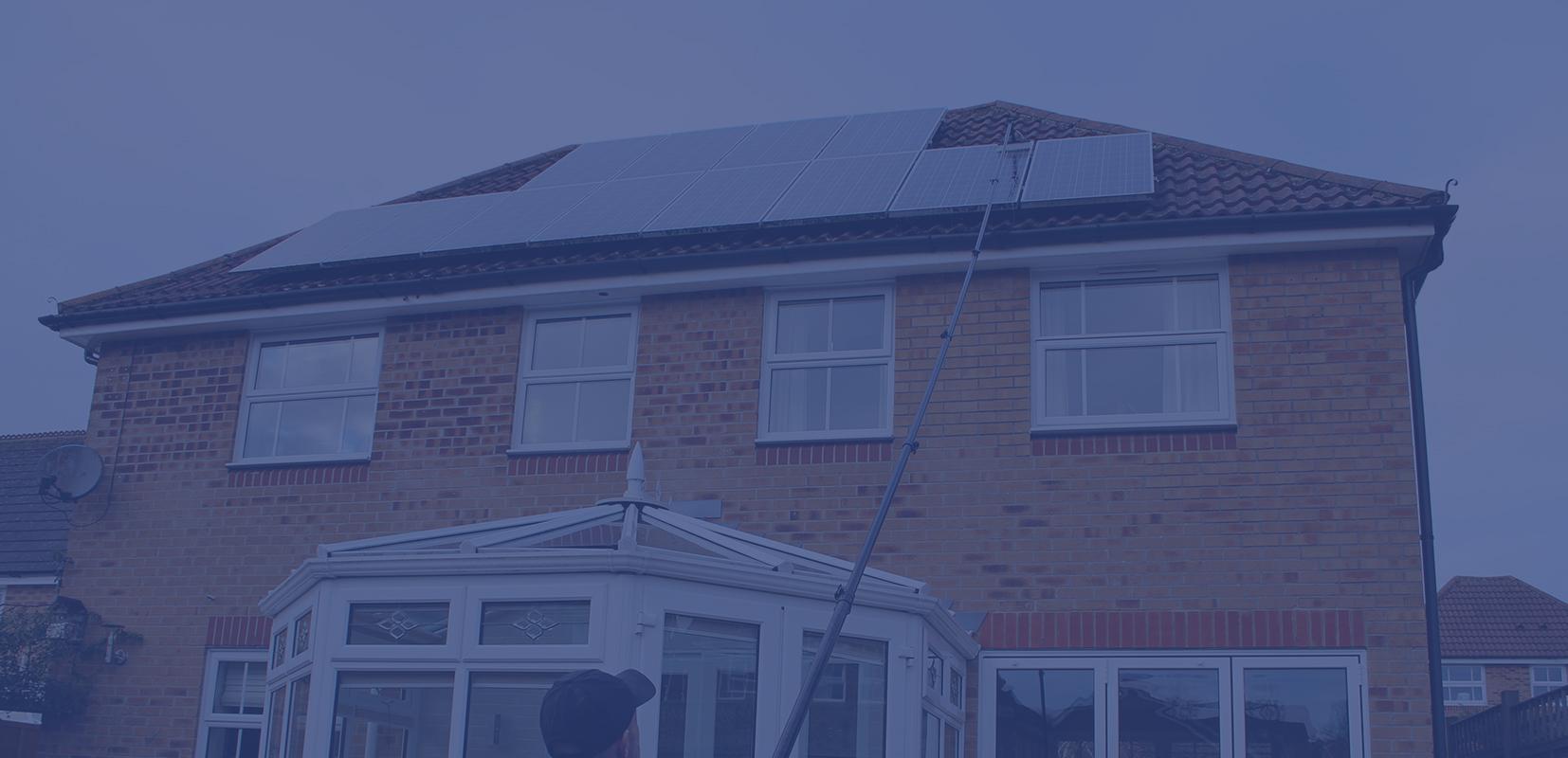 Solar Panel Cleaning Wimbledon