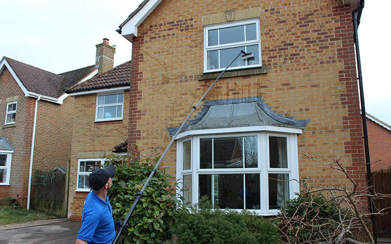 Window Cleaning Wimbledon, London