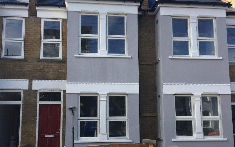 Render Cleaning Putney, London
