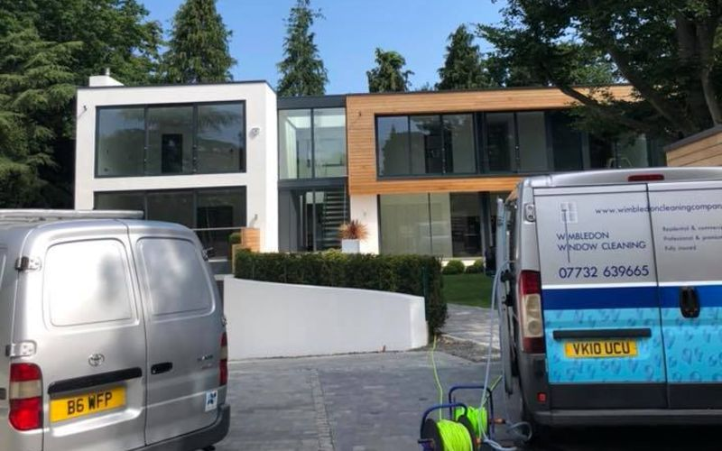 Render Cleaners Wimbledon